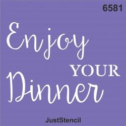 Enjoy Your Dinner