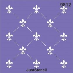 Emblem Wall Pattern